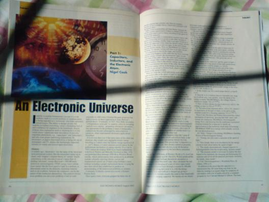 Electronics World, August 2002