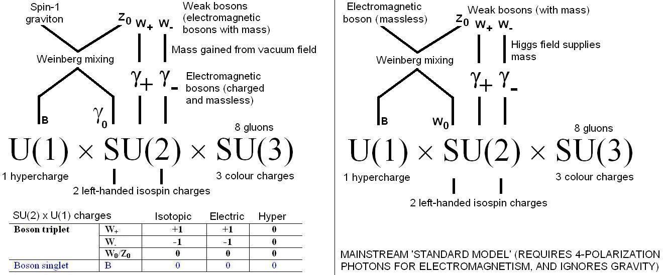 P. Feynman's theory versus